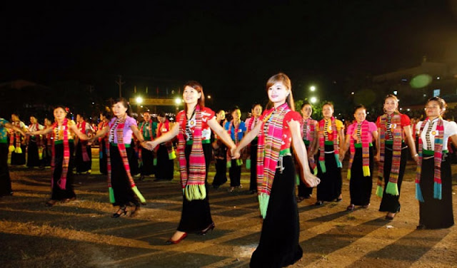 Muong Lo Culture and Tourism Week 2018 opens in Yen Bai