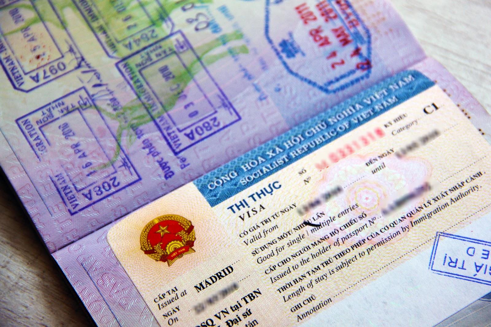 Exención de visado para Vietnam 2019
