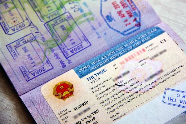 Exencion de visado para Vietnam