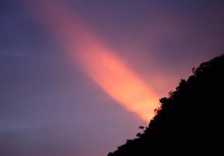 Lightsaber Sunrise