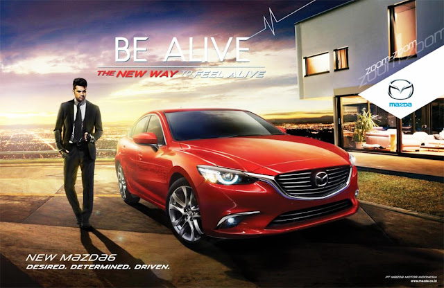 Brosur Mazda 6