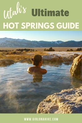 Utah's Ultimate Hot Springs Guide