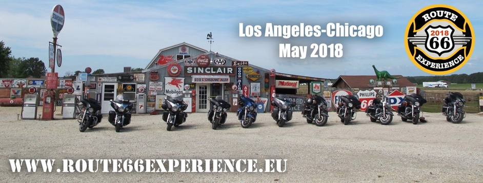 Route 66 Experience Mayo 2018