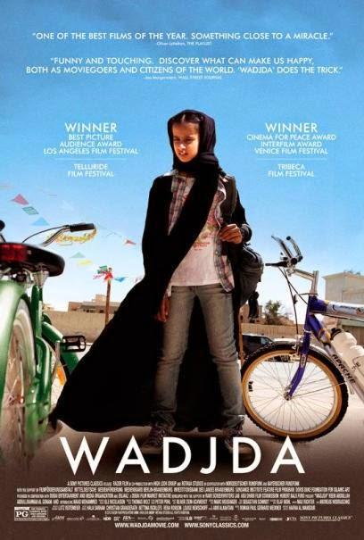 Comentario sobre la película Wadjda
