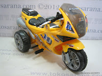 1 Motor Mainan Aki DoesToys DT9131 Honda CBR