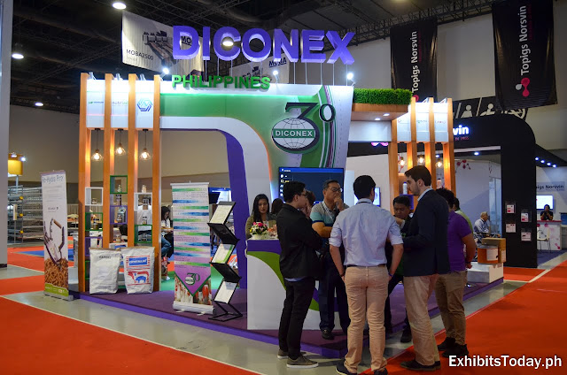 Diconex Philippines Trade Show Display