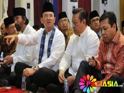 Pesan Novanto Pada Saat Pertemuan Golkar dan Nasdem yang Membahas Kesatuan dan Persatuan Bangsa