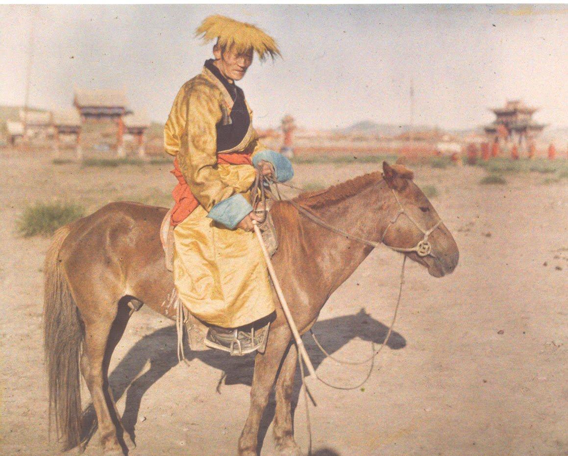 Kahn Mongolian Grand Lama