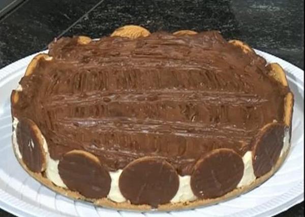 Torta Holandesa Rápida