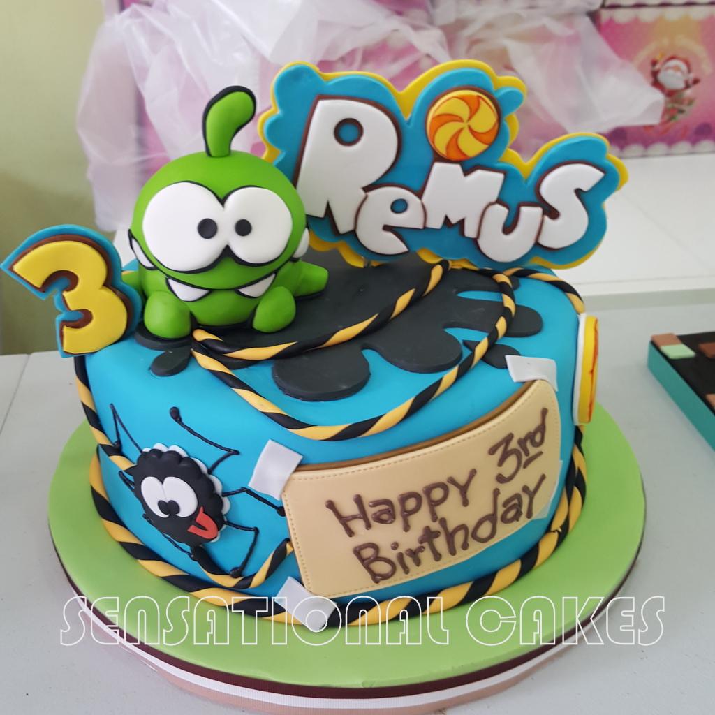 Create Custom Birthday Cake Online