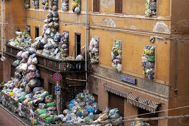Solusi Pembuangan Sampah pada Bangunan