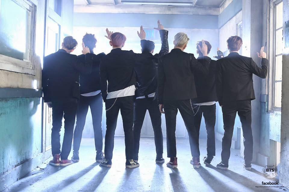 FANBOY + STUDENT: BTS release MV teaser for 'Just One Day'