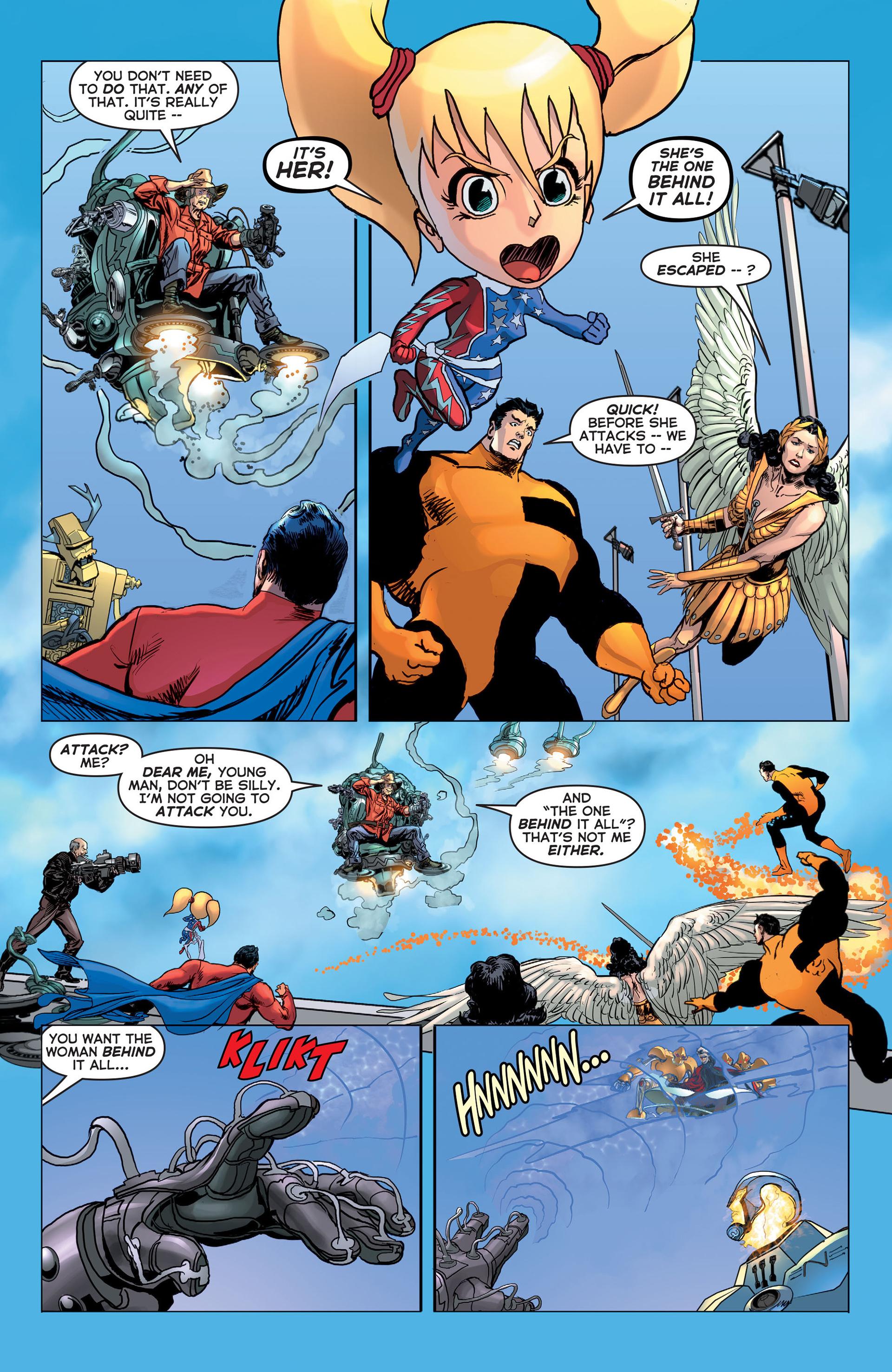 Read online Astro City comic -  Issue #15 - 17