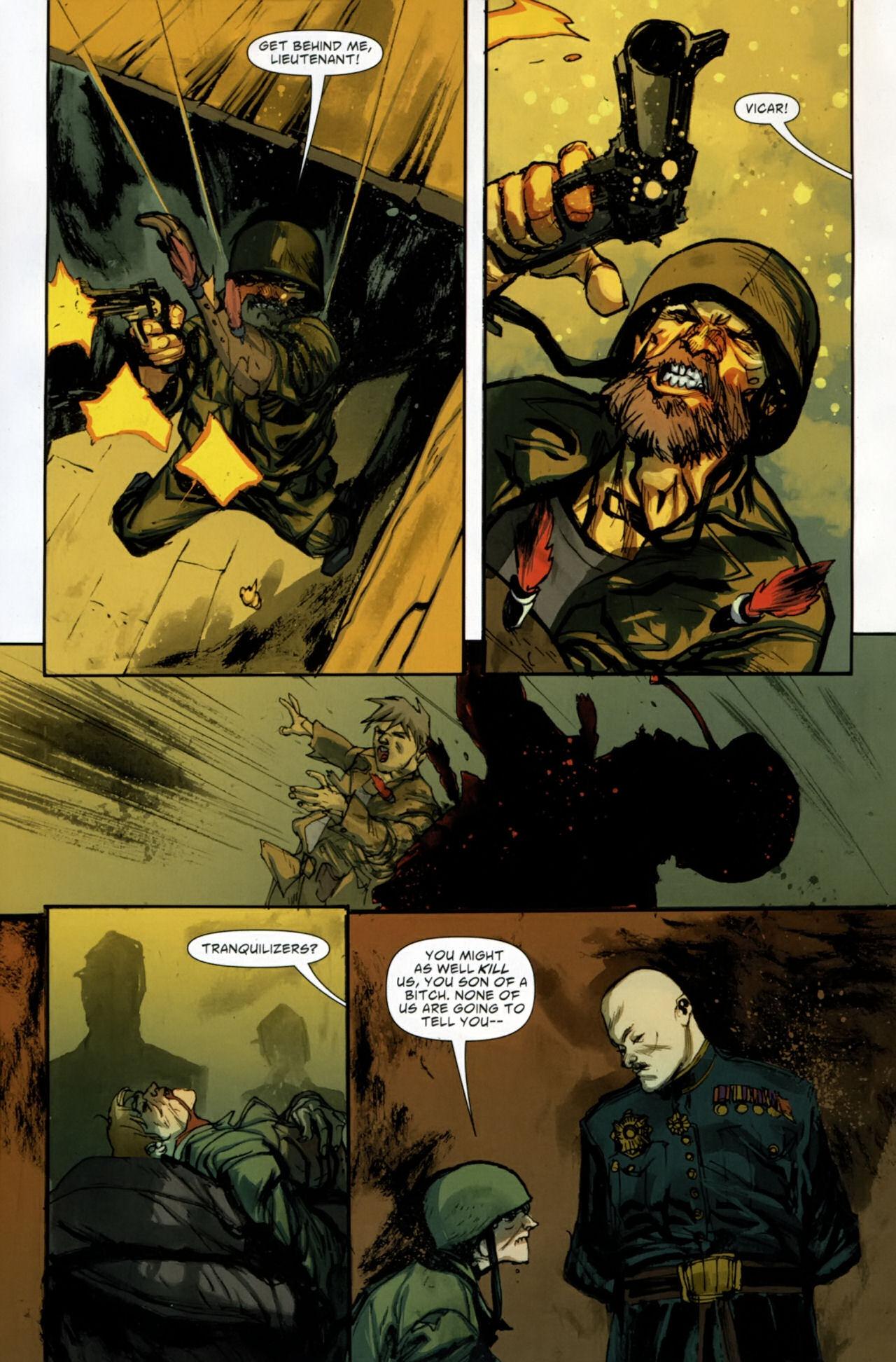 Read online American Vampire comic -  Issue #15 - 19