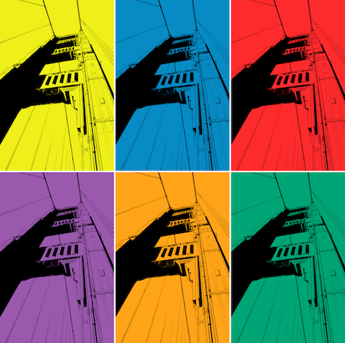 golden-gate-bridge-illustration-pop-art-san-francisco-california-graphic-design-art-photoshop-inkscape-free-dibujo-drawing-estilo-style-art-deco-maravillas-del-mundo-wonders-of-the-world-arquitectura-ingenieria-architecture-engineering