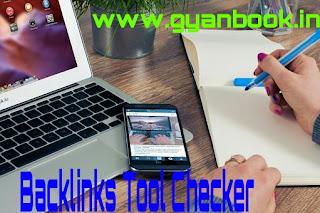 Blogger me backlink check kaise kare