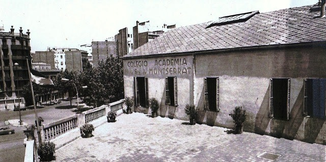 Yo fu a egb los a os 60 39 s y 70 39 s en el colegio aulas - Calle montserrat barcelona ...