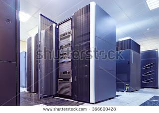 contoh hosting