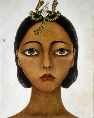 Autoportrait (1945), Rosa Rolanda Covarrubias