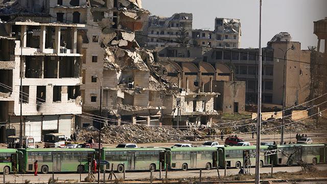 Consejo de Seguridad aprueba por unanimidad resolución sobre evacuación de civiles de Alepo