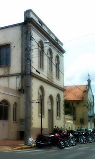 Fachada do Hospital de Caridade, Cachoeira do Sul