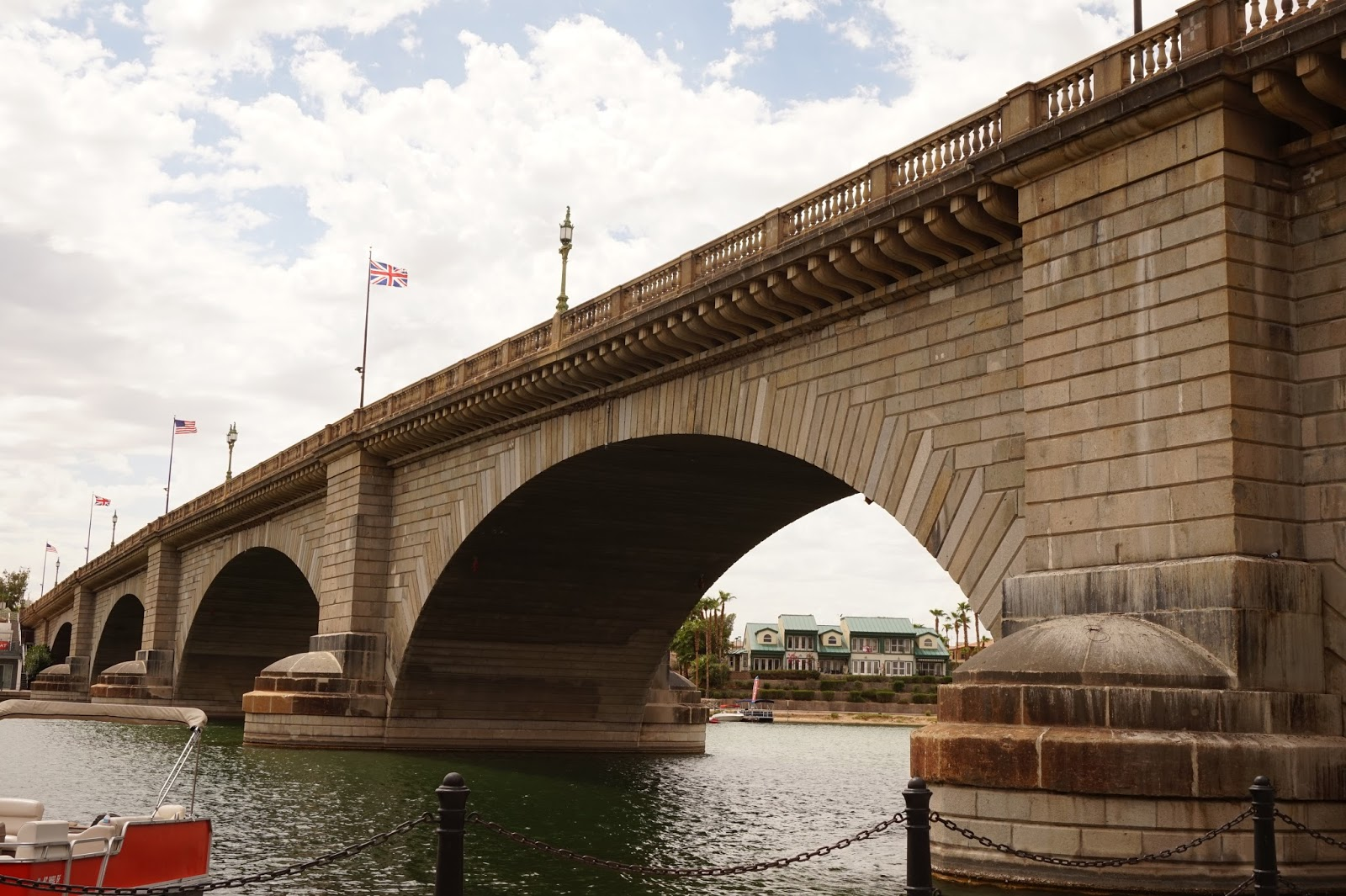 London Bridge Cost Lake Havasu City