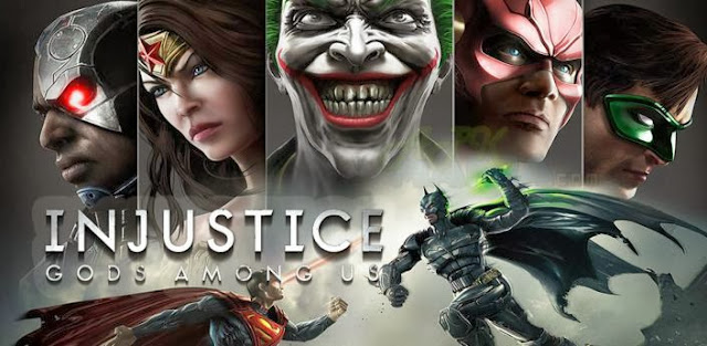 Download Injustice: Gods Among Us Apk + Data Torrent