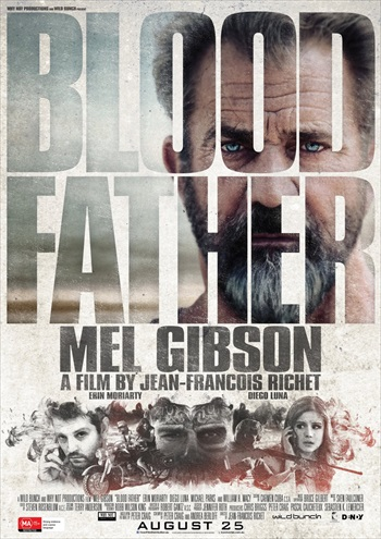 Blood Father 2016 English Movie Download