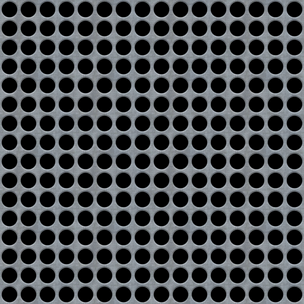 High Resolution Seamless Textures Seamless Metal Holes