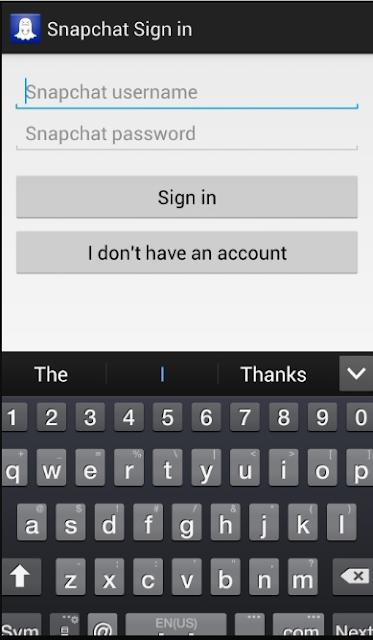 تطبيق SnapCapture  لتحميل الفيديو من سناب شات