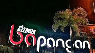 Taman Bapangan Pacitan