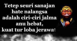 """""""Gambar Kata Bijak Bahasa Sunda Yang Terbaru"""""""