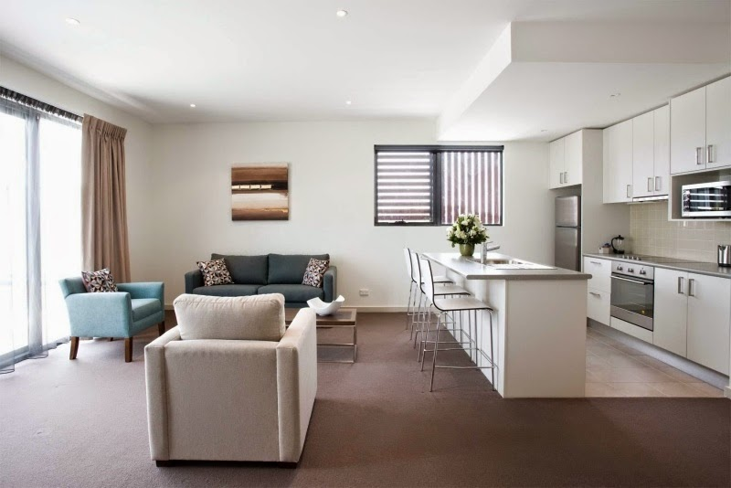 C mo dividir una cocina de la sala colores en casa - Separar cocina de salon ...
