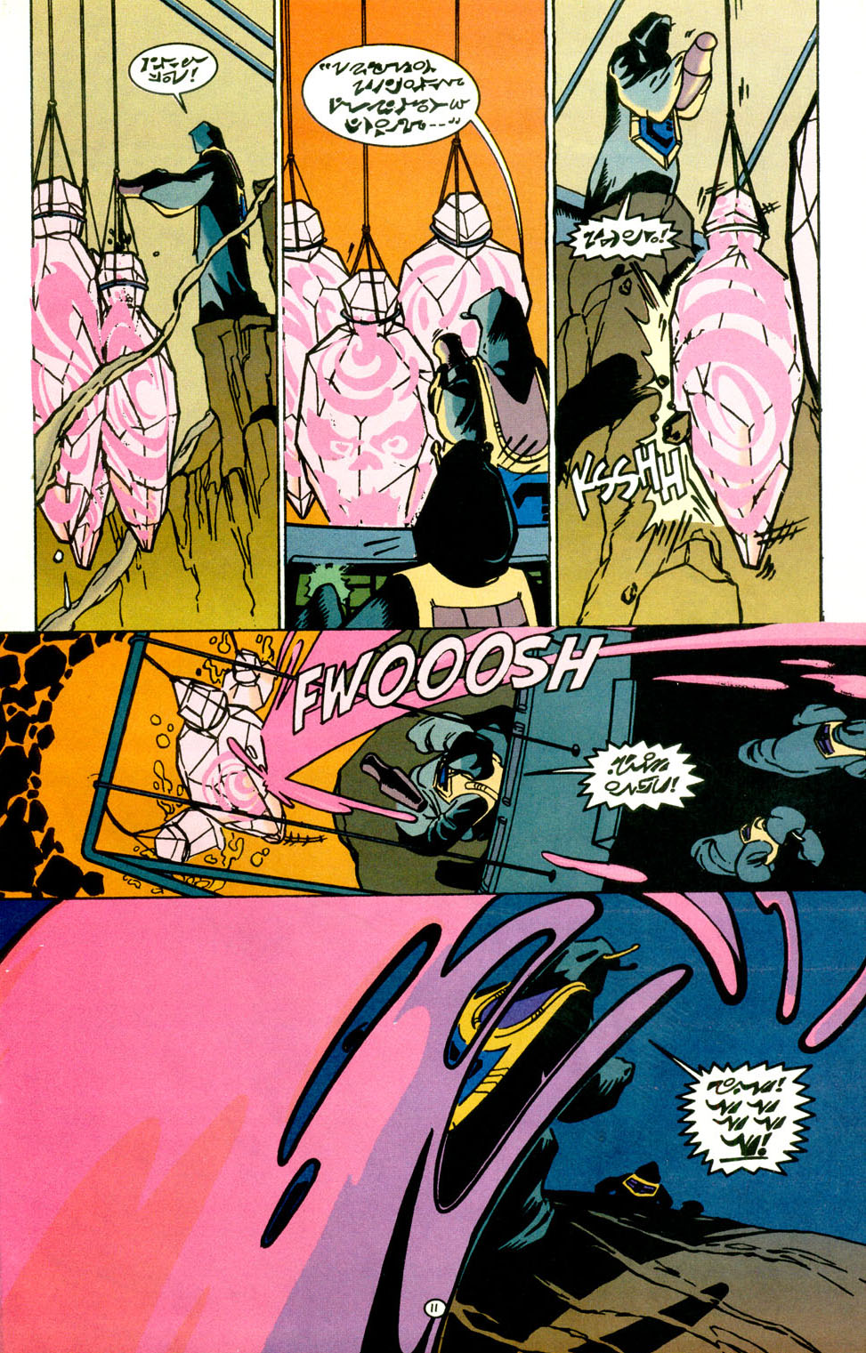 Legion of Super-Heroes (1989) 68 Page 12