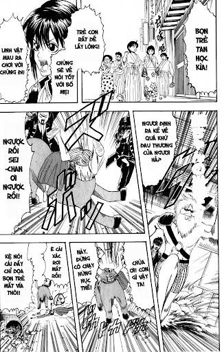 Gintama Chap 101 page 17 - Truyentranhaz.net