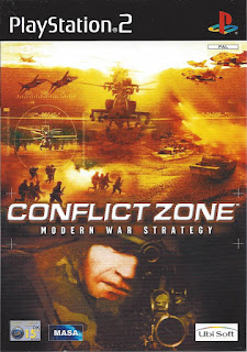 Download Conflict Zone Modern War Strategy PS2 ISO APK for Android