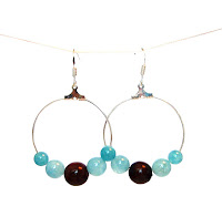 Boucles d'oreill - earrings