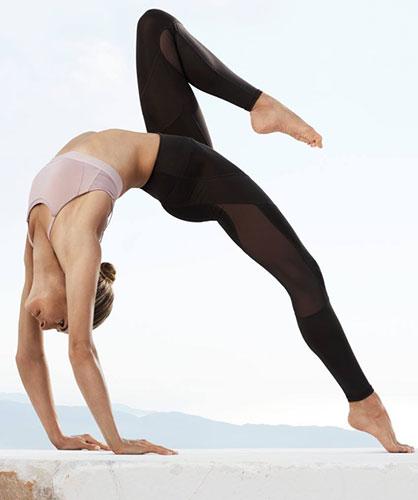 mallas yoga H&M