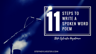 11 Steps To Write A Spoken Word Poem