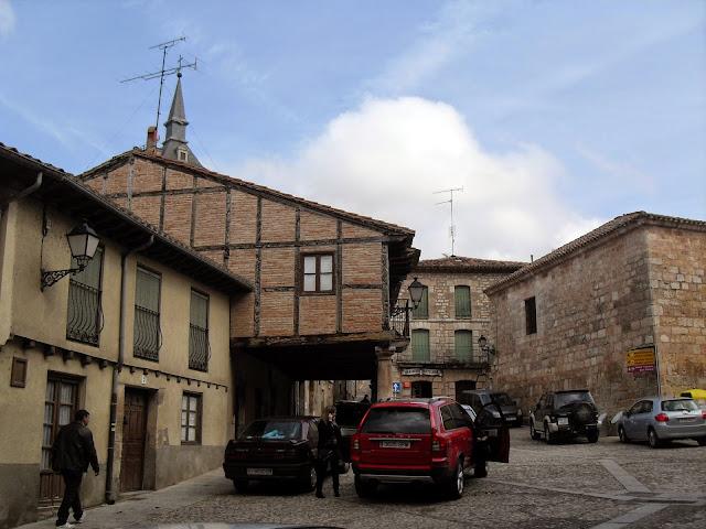 Plaza de Lerma en Burgos