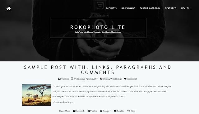 RokoPhoto Blogger theme                                                                                                                                                                                                                                                                                                                                                                                                                                                                                                                                                             http://blogger-templatees.blogspot.com/2016/04/rokophoto.html