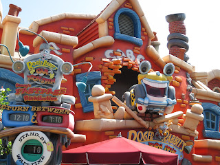 Roger Rabbit's Car Toon Spin Mickey's Toontown