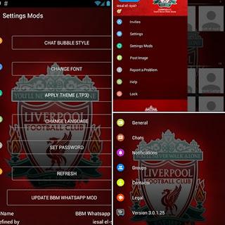 BBM Tema Liverpool FC