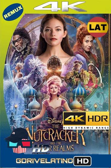 El Cascanueces y Los Cuatros Reinos (2018) BDRemux 2160P 4K HDR Latino mkv