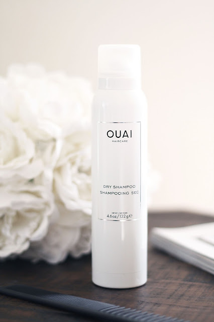OUAI, dry shampoo, haircare, beauty review, Jen Atkins, Celebrity stylist, beauty blogger