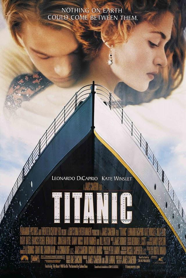 Você está pronto para voltar ao Titanic?