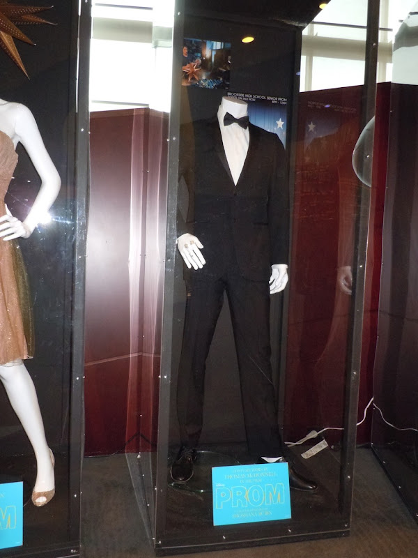 Thomas McDonell Disney Prom suit