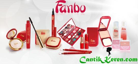 Katalog Produk Daftar Harga Make Up Fanbo Kosmetik Terbaru