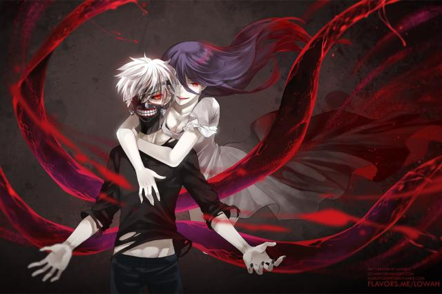 Tokyo Ghoul Sub Indo