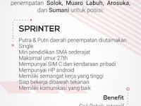 J&T Express Sumatera Barat Untuk Penempatan Solok, Muaro Labuh, Arosuka dan Sumani